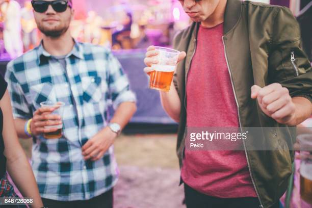 Zomer, muziek en bier