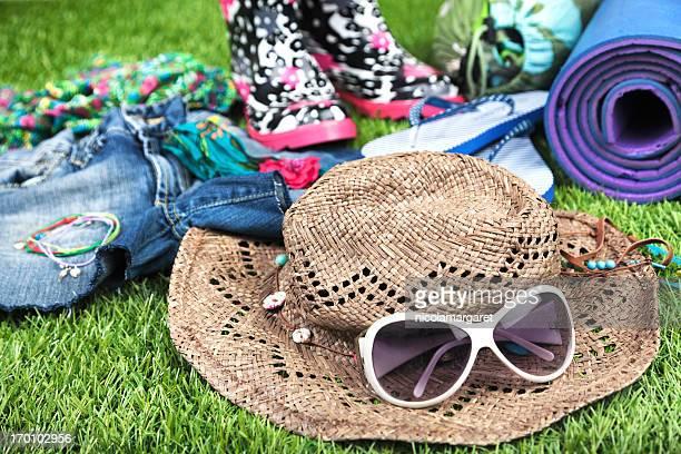 Summer Music Festival: essential items