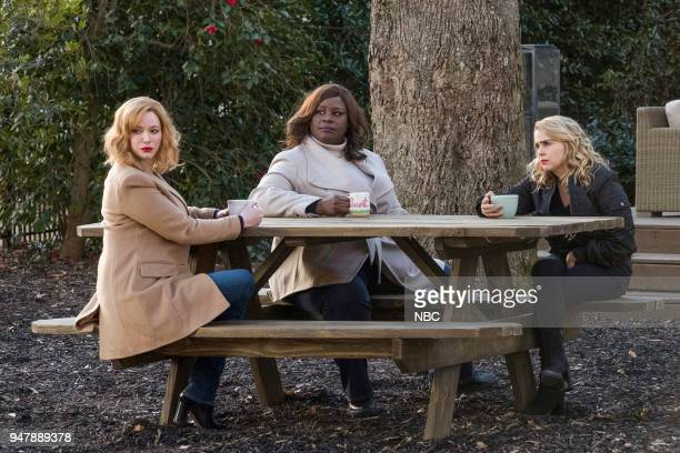 GIRLS 'Summer Of The Shark' Episode 109 Pictured Christina Hendricks as Beth Boland Retta as Ruby Hill Mae Whitman as Annie Marks