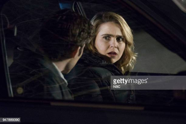 GIRLS 'Summer Of The Shark' Episode 109 Pictured Mae Whitman as Annie Marks