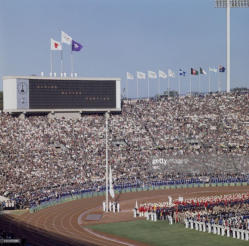 1964 Summer Olympics : ニュース写真