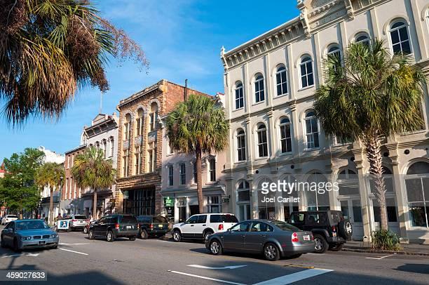 Summer on Broad Street in Charleston SC