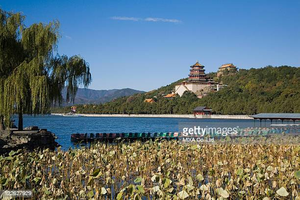 Summer Palace and Kunming Lake, Beijing, China