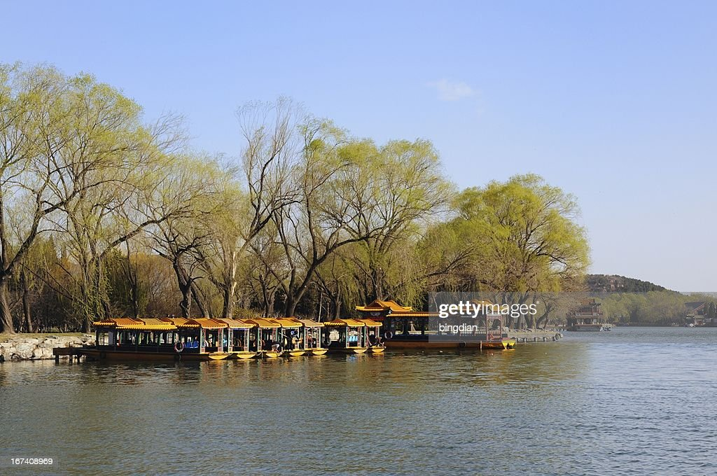Summer Palace in Beijing : Stock Photo