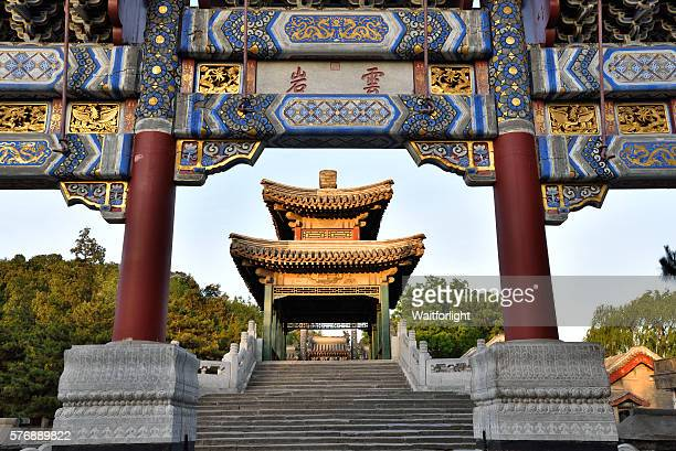 Summer palace scenery in Beijing,China.
