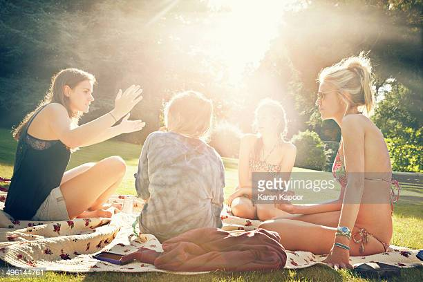summer park - hot older women stock pictures, royalty-free photos & images