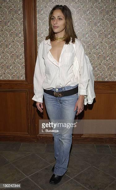 Summer Phoenix during 2002 Sundance Film Festival Secretary Party at Lakota in Park City Utah United States