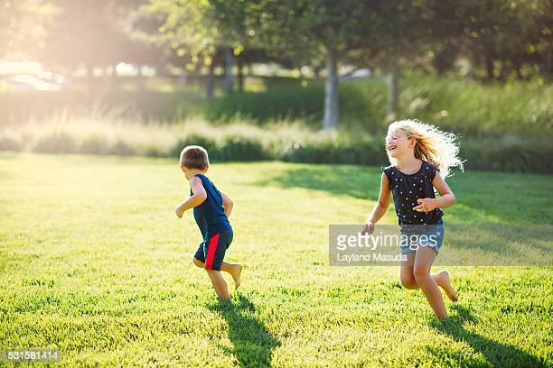 Summer Play - Kids Run Free