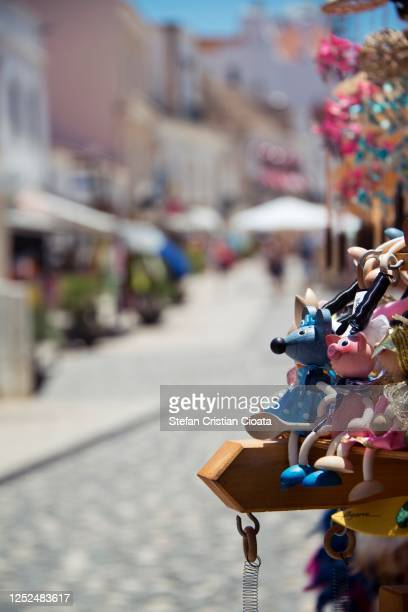 summer portuguese souvenirs portugal - アルブフェイラ ストックフォトと画像