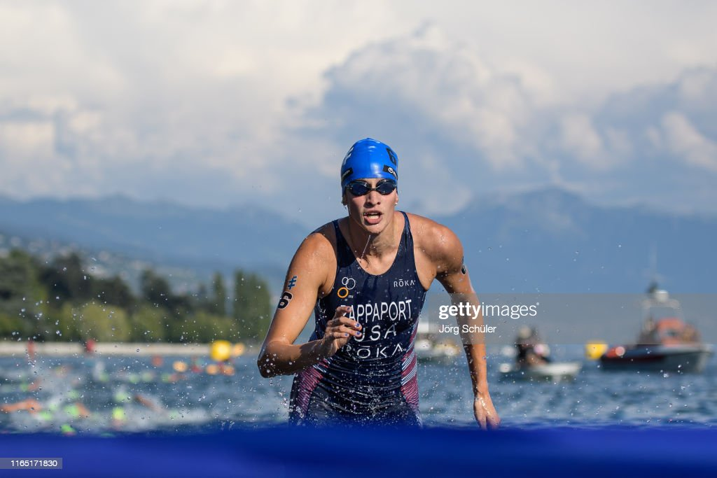 ITU World Triathlon Grand Final - Lausanne : News Photo