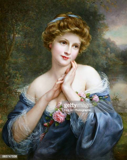 Summer Rose by Francois Martin-Kavel