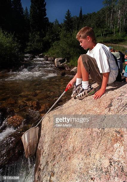 Summer Science day Camps by Gore Range Natural Science School Outdoor learning adventures for Students entering 3rd6th Graders Todays class was '...