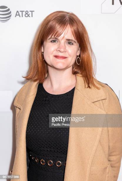 Summer Shelton attends the screening of 'Maine' during the 2018 Tribeca Film Festival at Cinepolis Chelsea Manhattan