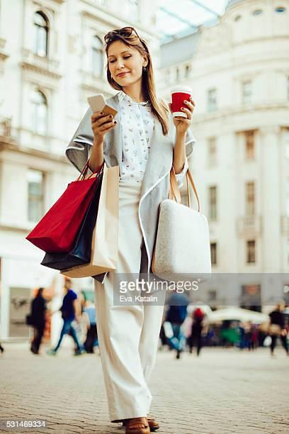 夏のショッピング