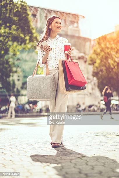 shopping d'été