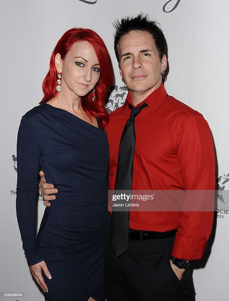 Summer Soltis and Hal Sparks attend The Humane Society of The United States' To The Rescue gala at Paramount Studios on May 07, 2016 in Hollywood, California.