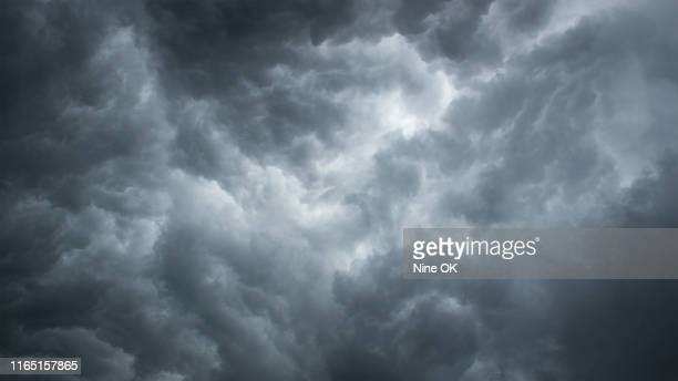 summer storm clouds - nashville tornado stock pictures, royalty-free photos & images