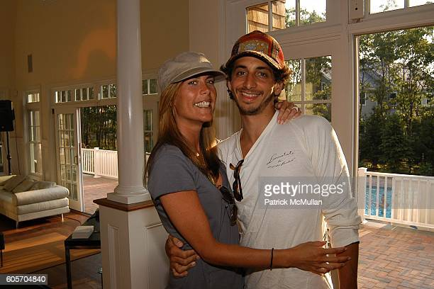 Summer Strauch and Rob McKinley attend Jamison Ernest Invites You to Join Rosario Dawson at Cygalle Healing Spa Beauty Day at Jaguar Cain Estate on...