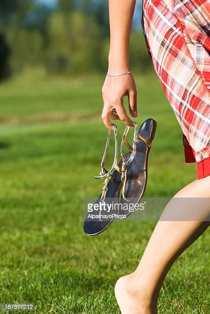 Promenade d'été