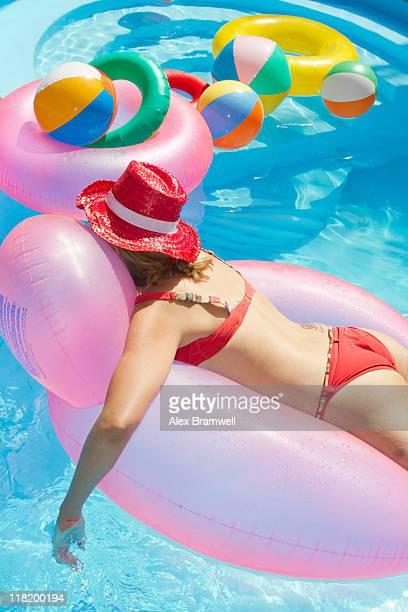 Summer sunbather