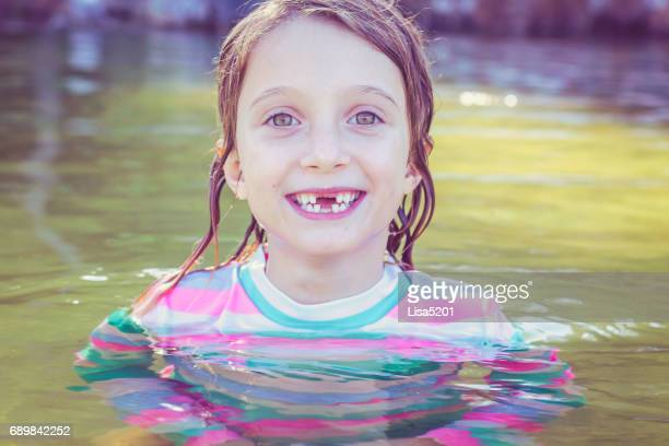 Sommer-Schwimmer