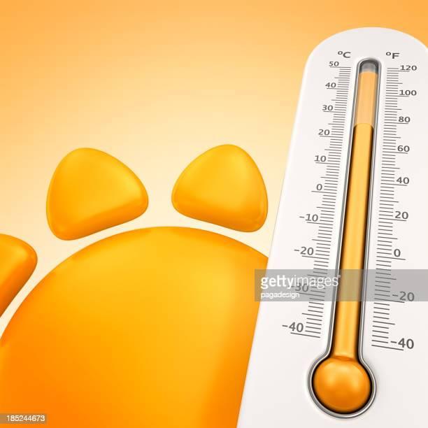 summer temperature