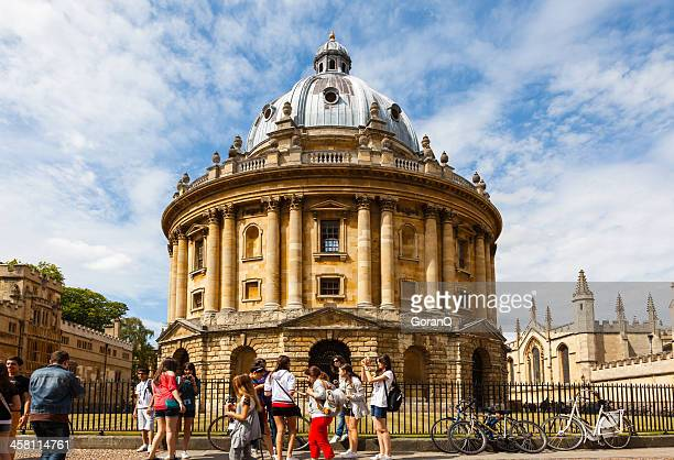 Summer time in Oxford
