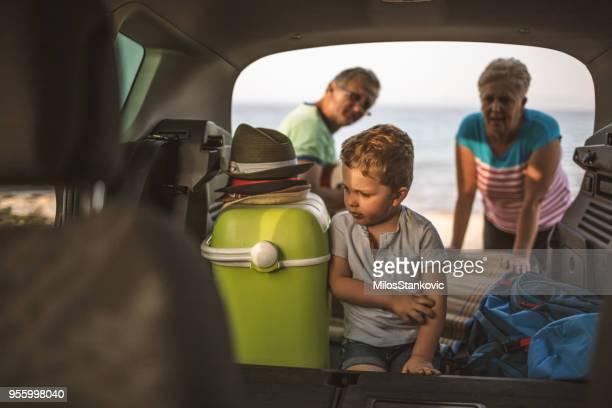 Sommer-Trip mit meiner Großeltern