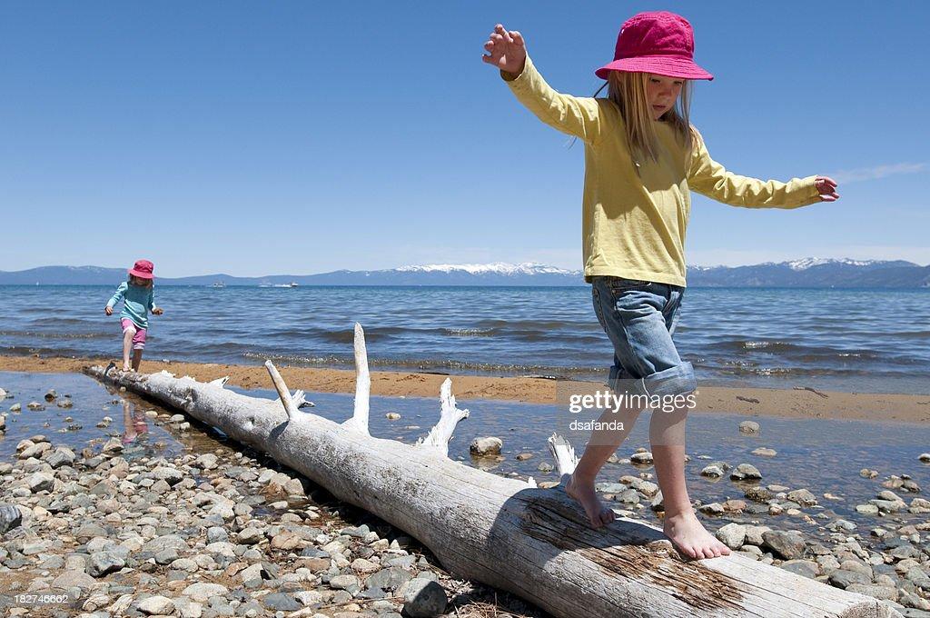 Summer Vacation Fun : Stock Photo