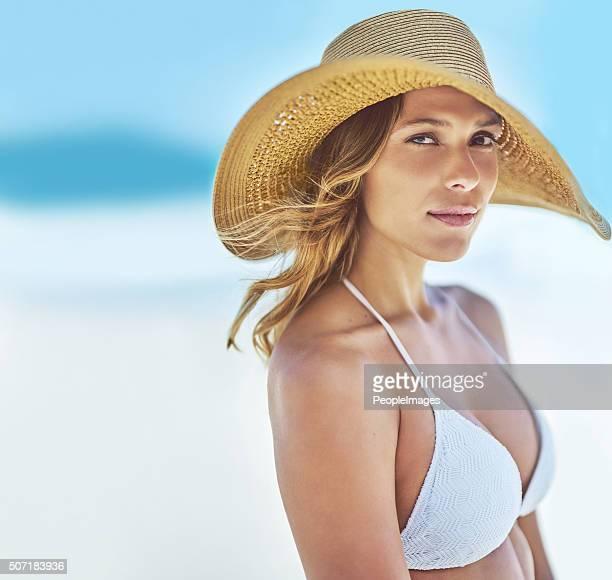 Vacaciones en verano ¿ 't estará completo sin los perfecto sombrero