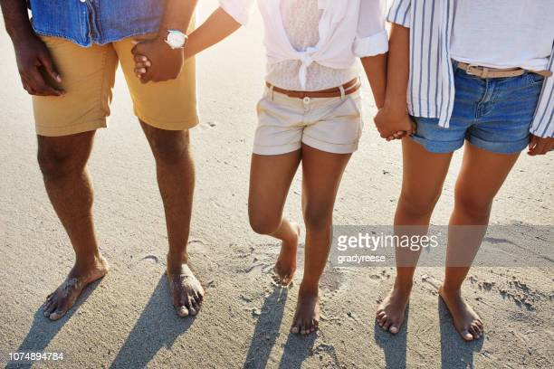summer was made for sandy toes - barefoot black men stock pictures, royalty-free photos & images