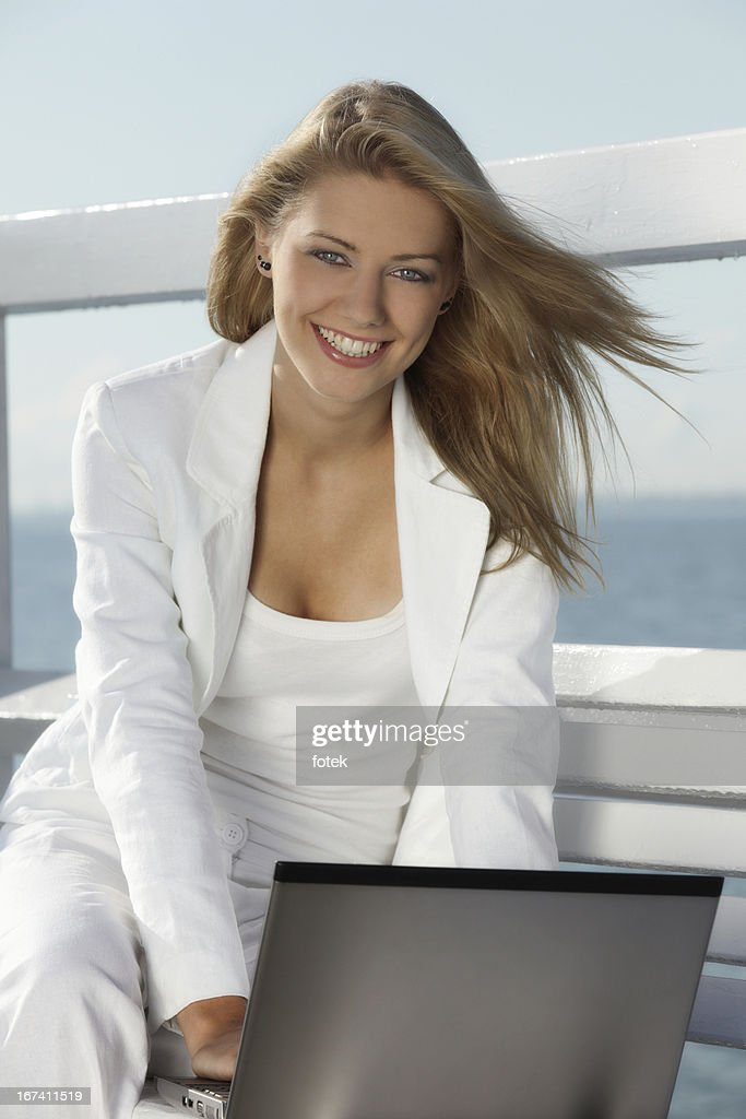 Summer work : Stock Photo