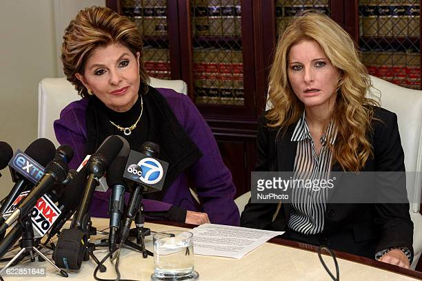 Summer Zervos a former contestant on the TV show The Apprentice who previously accused Donald Trump of sexual misconduct during a press conference...