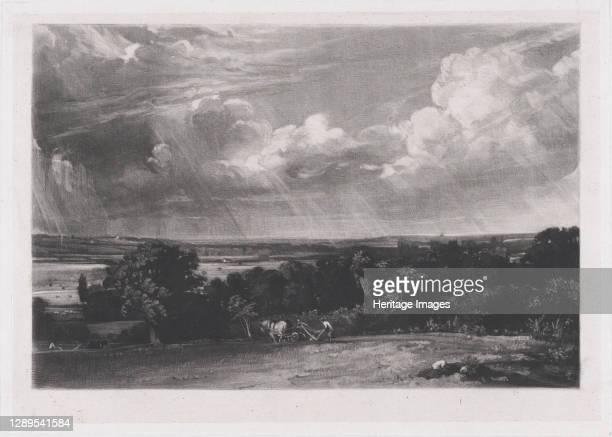Summerland, 1829. Artist David Lucas.