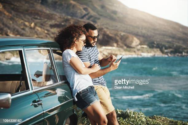 summer's a time for adventure - couples stock pictures, royalty-free photos & images