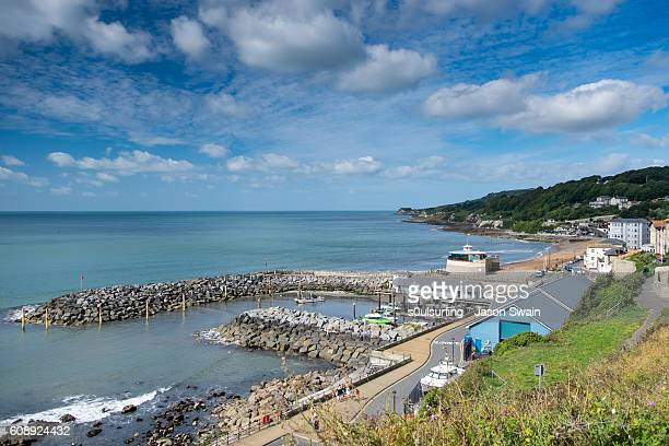 a summers day in ventnor, isle of wight - s0ulsurfing 個照片及圖片檔
