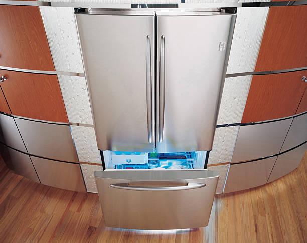 New Ge Profile French Door Bottom Freezer Refrigerators Photos And
