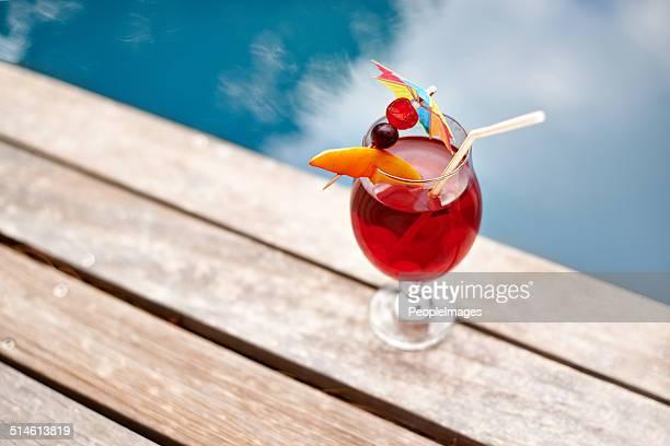 durante el verano, refrigerios - mai tai fotografías e imágenes de stock