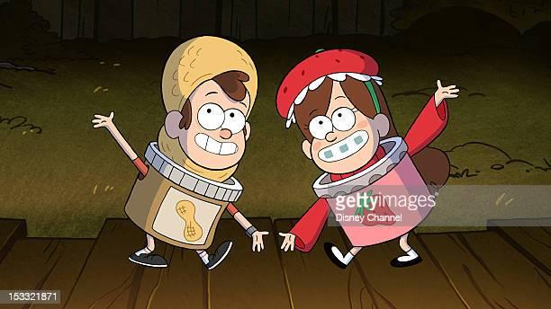 Gravity Falls Halloween Costumes