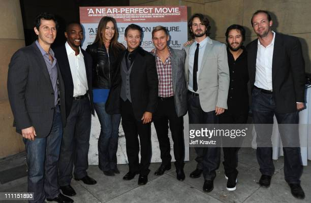 Summit President of Production Erik Feig Actor Anthony Mackie Director Kathryn Bigelow Actor Jeremy Renner Actor Brian Geraghty Writer Mark Boal...