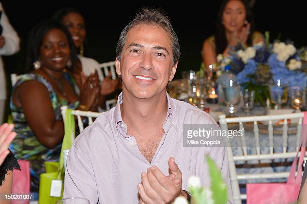 Sun Capitol CEO, Mark Leder attends Fourth Annual Best Buddies Hamptons Gala: Viva La France! on August 11, 2012 in Water Mill, New York.