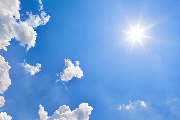 """Sun, Clouds and Sky"""