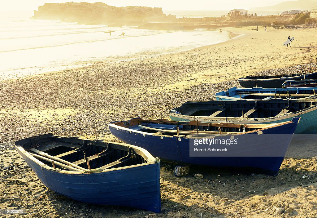 Sun Drenched Beach : Stock-Foto