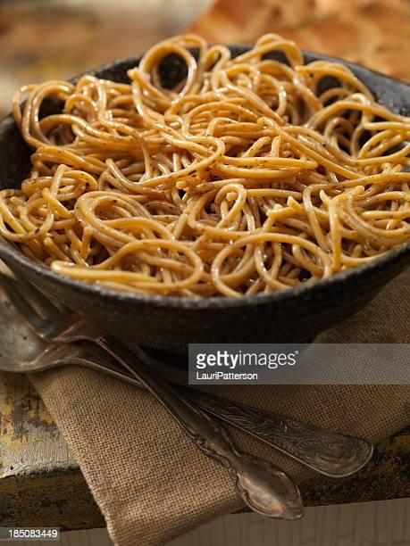 Tomate seco e Manjericão Massa