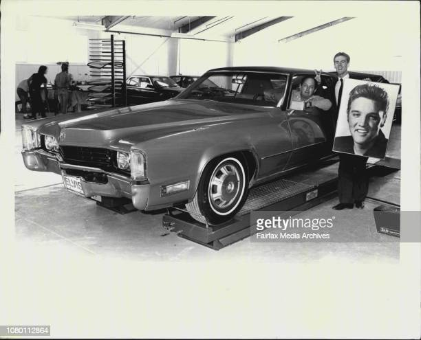 Sun driver Ron Hadley became King of the Road when he went for a drive in a Cadillac formerly owned by rock and roll king Elvis PresleyRon who admits...
