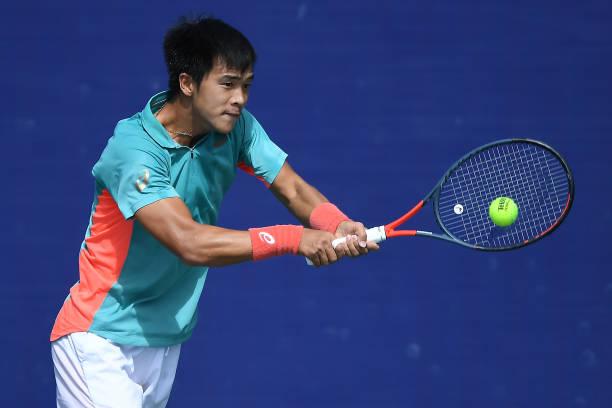 CHN: 2020 CTA Tour 1000 - Guiyang Open: Day 6
