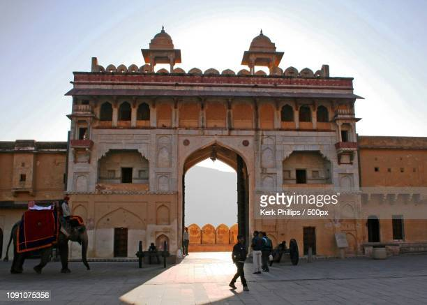 Sun Gate of Amber Fort