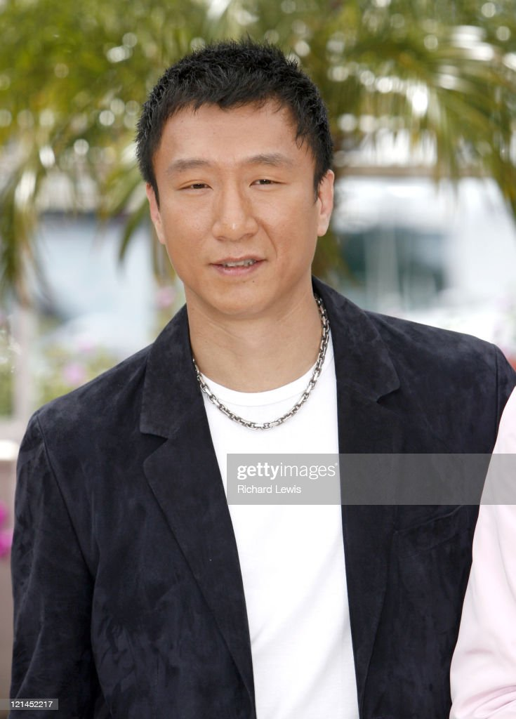 Sun Hong Lei during 2007 Cannes Film Festival - 'Triangle' Photocall at Palais de Festival in Cannes, France.
