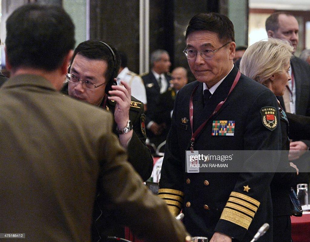 SINGAPORE-ASIA-SECURITY : News Photo