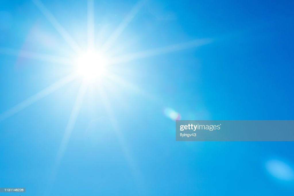 Sun light : Stock Photo
